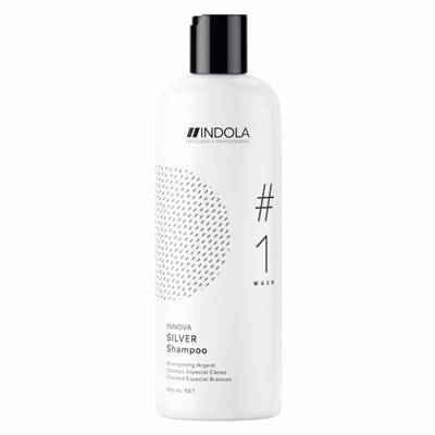 Shampooing argent Indola 300 mlSTYL' COIFF CARLA